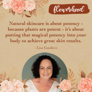 Lisa Goodeve Plant skincare